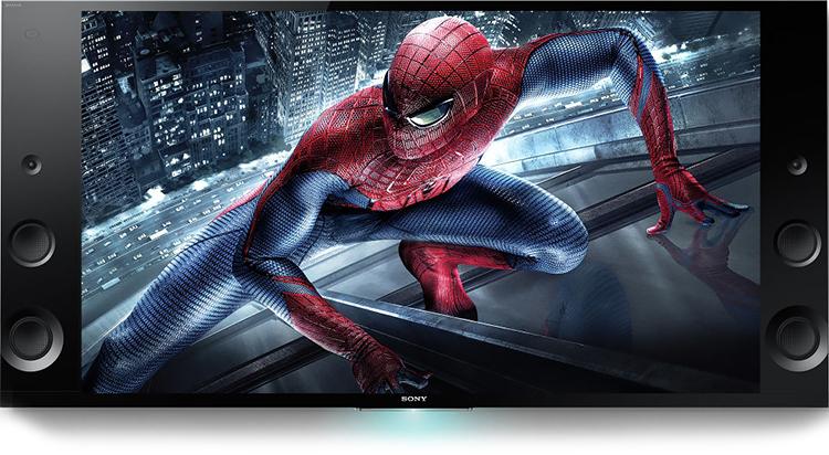 Sony nieuwe televisies