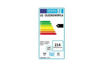 LG OLED65W9PLA