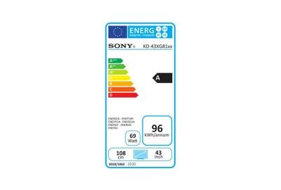Sony KD-43XG8196