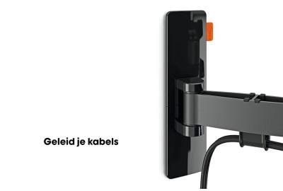 Vogel's WALL 3345 - Zwart