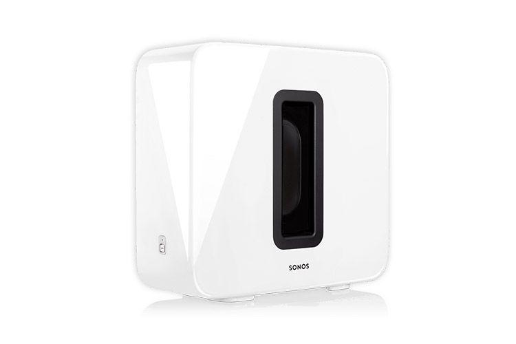 Sonos draadloos muzieksysteem wit