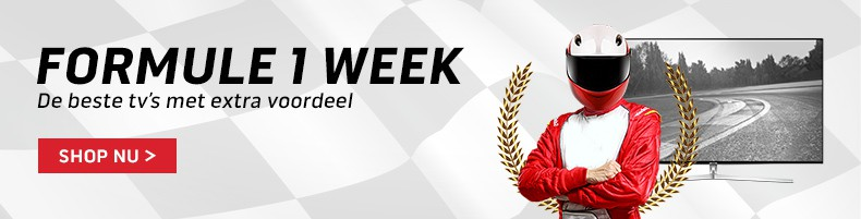 Formule 1 week