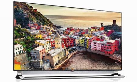 LG 4K-tv