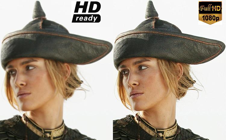 HD ready vs Full HD