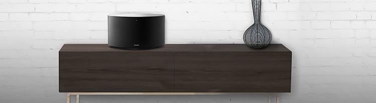 Philips Spotify speakers