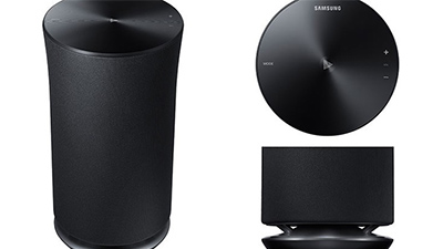 Samsung 360 graden speakers