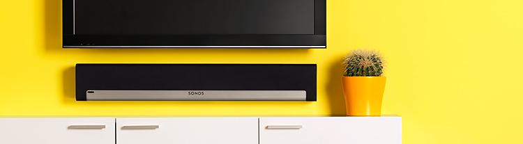 Sonos Playbar lifestyle
