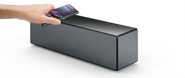 Streamen via NFC