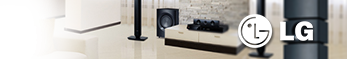 LG home cinema set