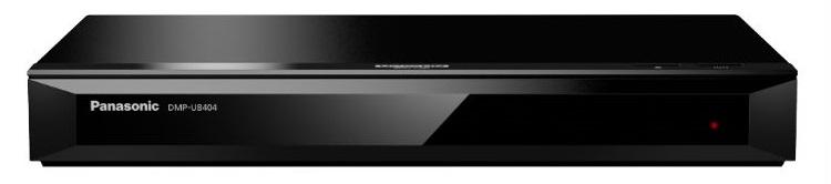 Panasonic 4K UHD Blu-ray